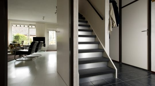 Moderne trappen aa trappen
