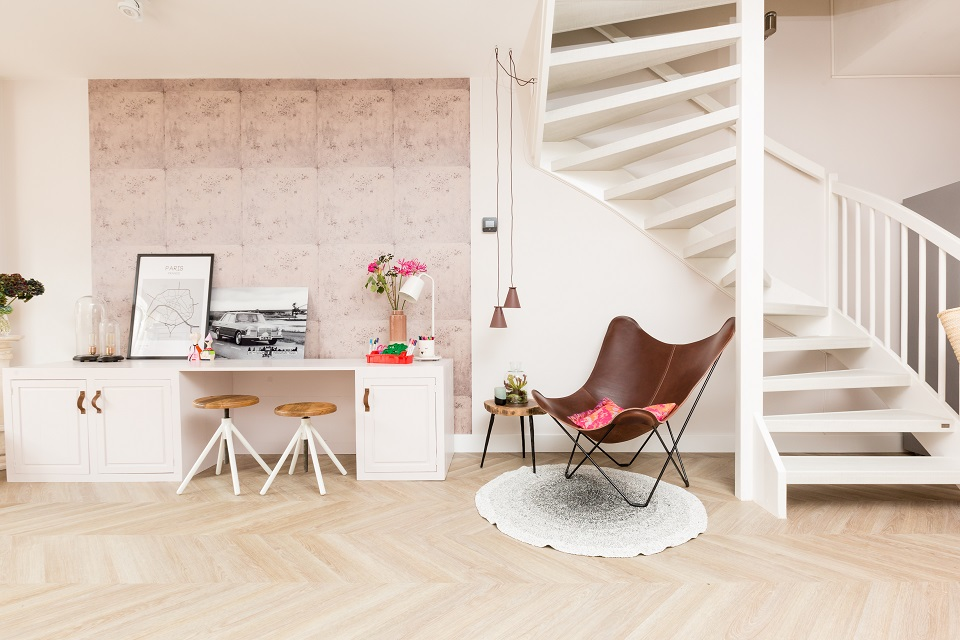 welke trap past bij een scandinavisch interieur traprenovatie upstairs